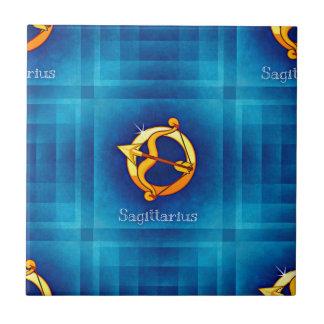 sagittarius horoscope tile