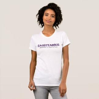 SAGITTARIUS - Idealistic & Humorous T-Shirt