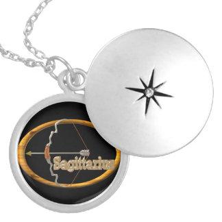 Sagittarius locket