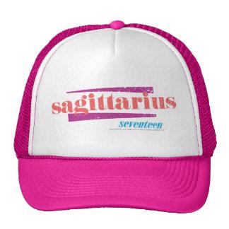 Sagittarius LtPink Trucker Hat