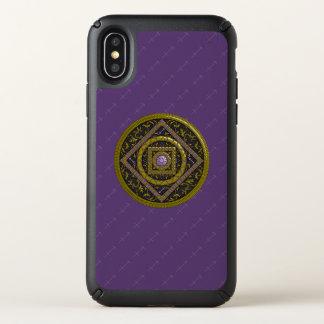 Sagittarius Mandala Speck Phone Case