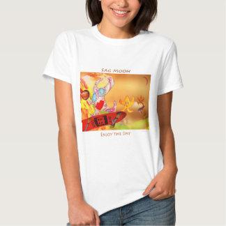 Sagittarius Moon Tee Shirt