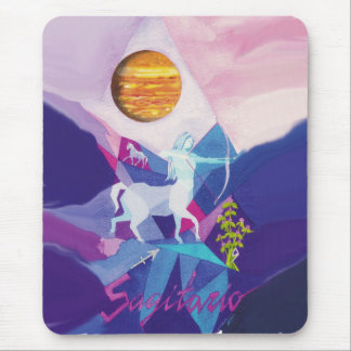 Sagittarius Mouse Mouse Pad