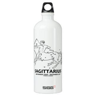 Sagittarius (November 22nd - December 21st) Water Bottle