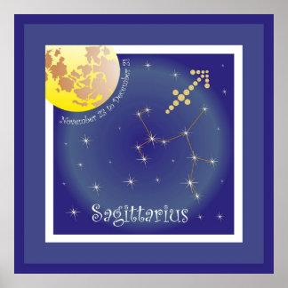 Sagittarius November 23 tons of December 21 poster