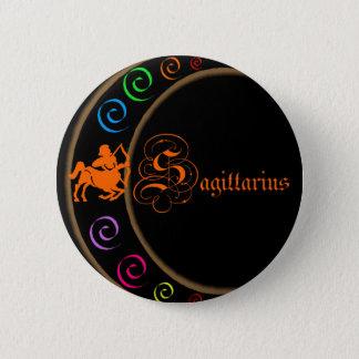 Sagittarius Pinback Button