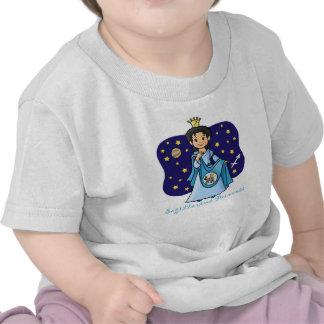 Sagittarius Princess Tee Shirts