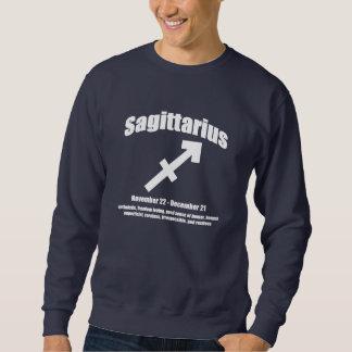 Sagittarius Pullover Sweatshirts