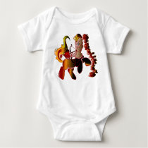 SAGITTARIUS RECd 1973 Zodiac Collection Baby Bodysuit