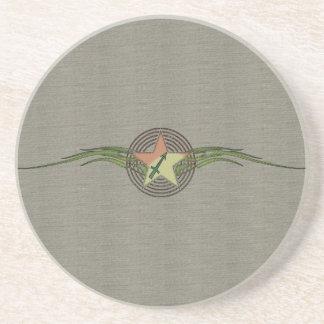 Sagittarius Star Beverage Coaster