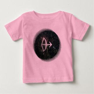 Sagittarius Star Sign Universe Infant Toddler Baby T-Shirt