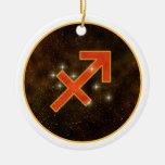 Sagittarius Stars Ornament