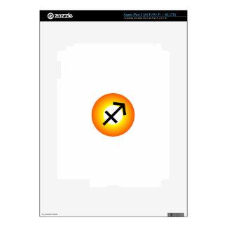 SAGITTARIUS SYMBOL iPad 3 SKIN