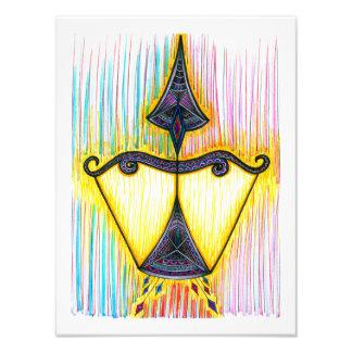 Sagittarius Symbol Photo Art