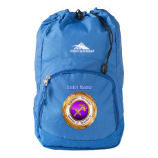 Sagittarius - The Archer Astrological Sign High Sierra Backpack