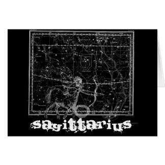 Sagittarius, the Archer Card