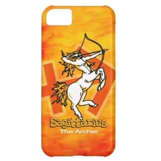 Sagittarius The Archer zodiac fire iphone case
