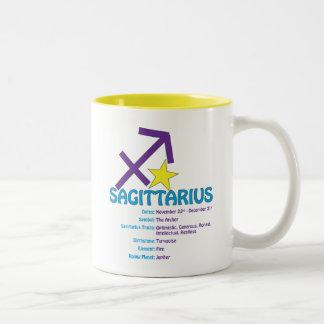 Sagittarius Traits Mug