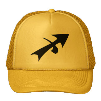 Sagittarius Yellow Gold Hat