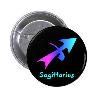 Sagittarius zodiac buttons