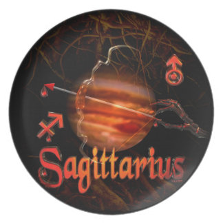 Sagittarius zodiac by Valxart.com Plates