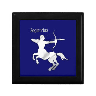 Sagittarius Zodiac Keepsake Box