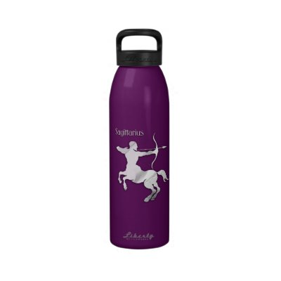 Sagittarius Zodiac Horoscope  - Water Bottle