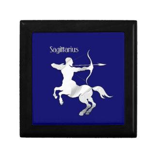 Sagittarius Zodiac Jewelry Box