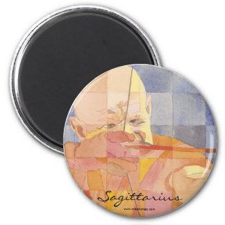 Sagittarius Zodiac Magnet