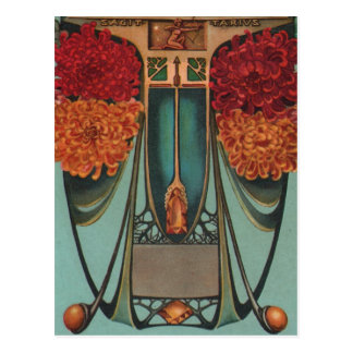 Sagittarius - Zodiac Post Card