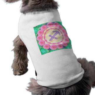 SAGITTARIUS   -  Zodiac  Shining STAR Doggie Shirt