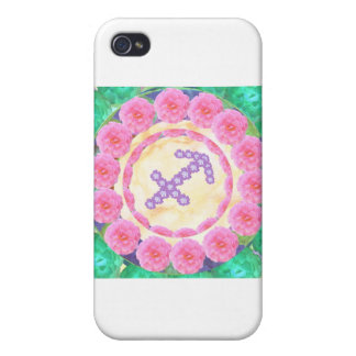 SAGITTARIUS - Zodiac Shining STAR iPhone 4 Cases