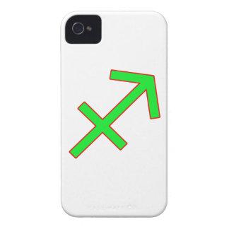 Sagittarius Zodiac Sign iPhone 4 Cover