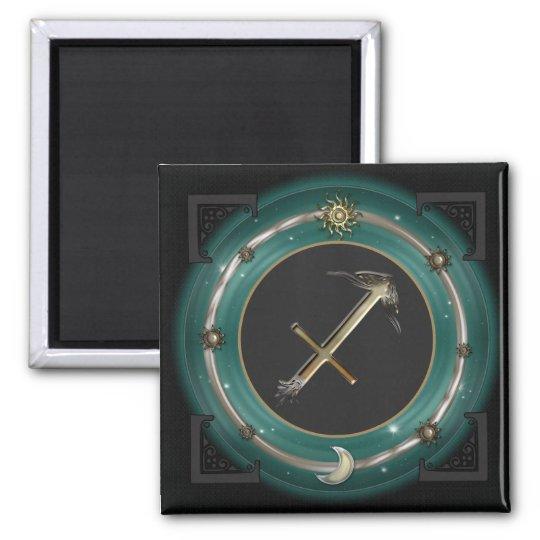 Sagittarius Zodiac Sign Magnet
