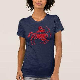 Sagittarius Zodiac Symbol Grunge Nov22 December 21 Shirt