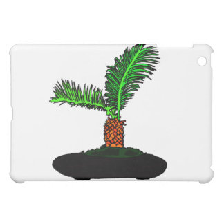 Sago Palm Bonsai Type Graphic Image tree Cover For The iPad Mini