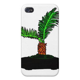 Sago Palm Bonsai Type Graphic Image tree iPhone 4/4S Case