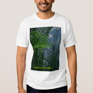 Sago Palm Fronds T Shirt
