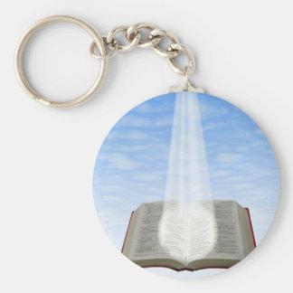 Sagrada Biblia Llavero Personalizado