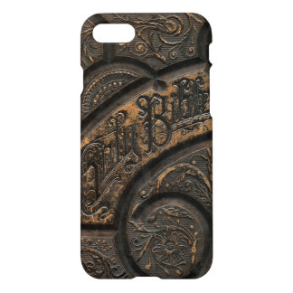 Sagrada Biblia vieja Funda Para iPhone 7
