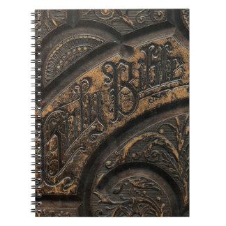 Sagrada Biblia vieja Libros De Apuntes