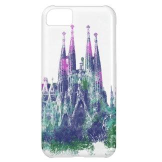 Sagrada Familia Barcelona Case For iPhone 5C