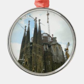 Sagrada Familia, Barcelona Christmas Ornament