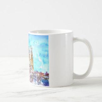 Sagrada Familia Barcelona Coffee Mug