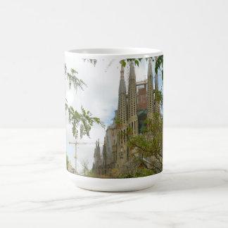 Sagrada Família, Barcelona Coffee Mug