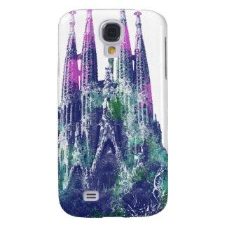 Sagrada Familia Barcelona Funda Para Galaxy S4