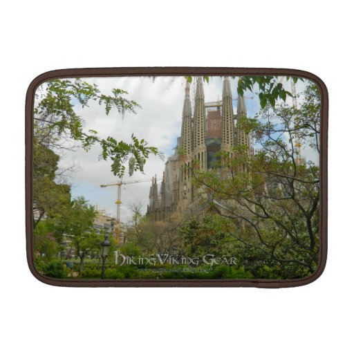 Sagrada Família, Barcelona Fundas MacBook