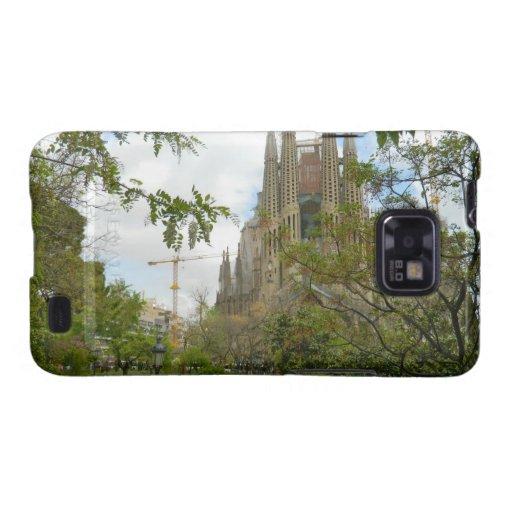Sagrada Família, Barcelona Galaxy S2 Cases