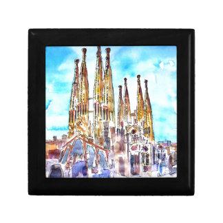 Sagrada Familia Barcelona Gift Box