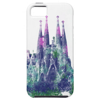 Sagrada Familia Barcelona iPhone SE/5/5s Case